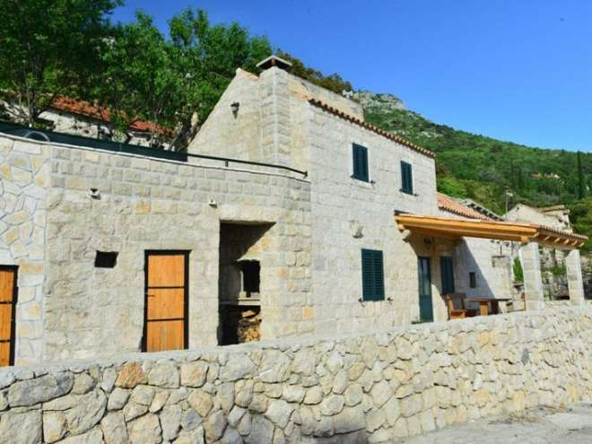 Holiday house Miljas