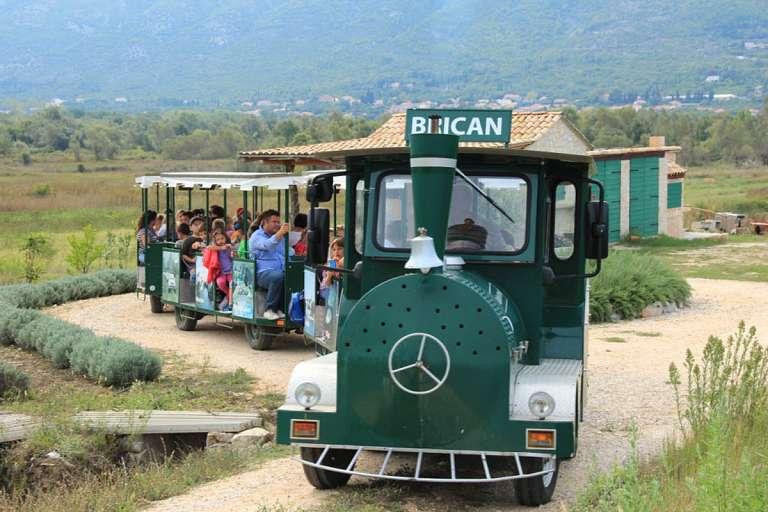 Billedskjønn og eventyrligg togtur gjennom Konavle-dalen