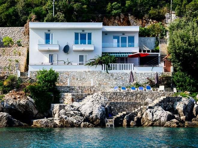 Beach house Bećir