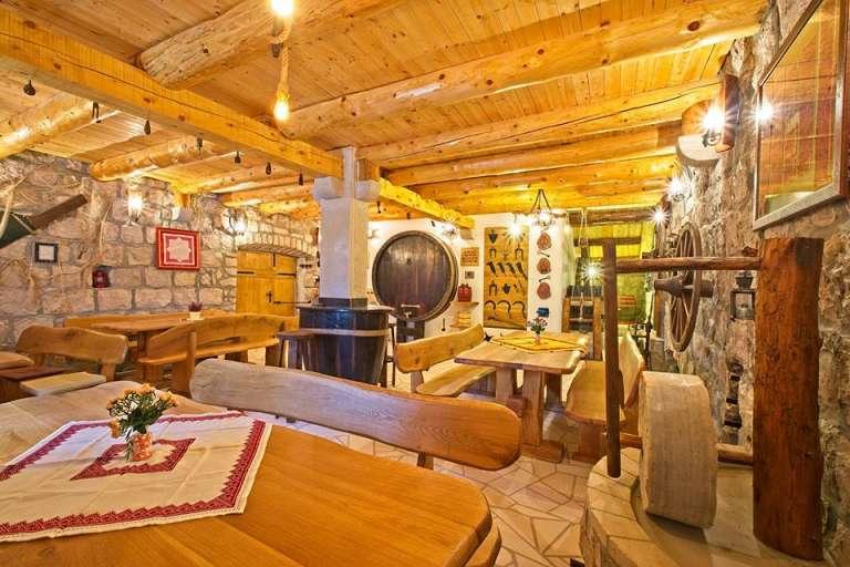 Restaurant/Tavern STONE MILL